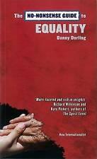The No-Nonsense Guide to Equality (No-Nonsense Guides)-ExLibrary