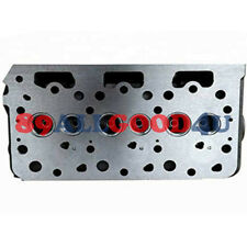Cylinder Head with Valves For Kubota B2400 F2400 RTV1100 RTV1140 with D1105