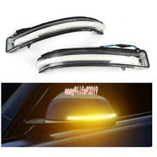 For Nissan Murano 2015-2019  LED Side Mirror Dynamic Turn Signal Light