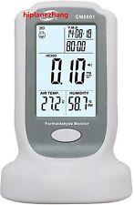 Handheld HCHO Formaldehyde Monitor Detector Temperature Humidity Meter 3in1 8801