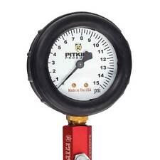 "Pitking 2.5"" Deluxe Tire Pressure Gauge 0-30 Psi kart/quad/motocross / bike/car"