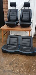 A full set of mk 1 golf seats.front and rear.1974/1985.