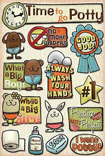 Karen Foster Stickers-TIME TO GO POTTY scrapbooking TODDLER NO MORE DIAPERS
