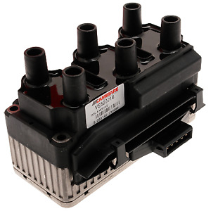 CAMBIARE IGNITION COIL PACK VW CORRADO 2.9 VR6 ABV & VW GOLF MK3 2.8 VR6 AAA