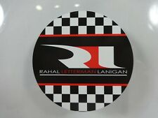 "Rahal Letterman Lanigan Collector 3"" Round Decal Indy 500 Graham Rahal"