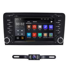 "For Audi A3 S3 Android 9.0 7"" Car Head Unit Radio DVD GPS Sat Nav Navigation 4G"