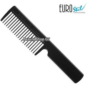 Professional handle comb EuroStil 00453
