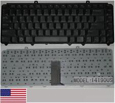Clavier Qwerty US Dell Inspiron 1520 XPS M1330 Vostro 1500 NK750 JM629  Noir
