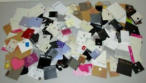Huge Lot Jewelry ~ Earring Display Cards 120pc Assorted Sizes Brands Colors