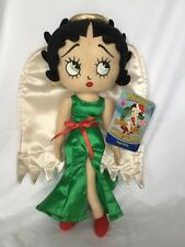 Betty Boop Angel Doll Nwt