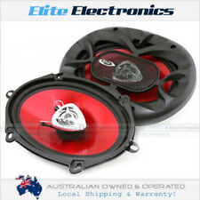 """BOSS CH5720 5x7"""" CHAOS 225W 2-WAY COAXIAL REAR STEREO SPEAKERS PAIR CAR AUDIO"""
