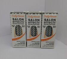 Sally Hansen Salon Effects 480 Pitter Pattern 16 Count