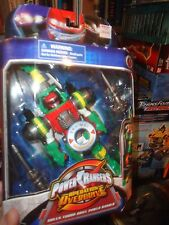POWER RANGER OPERATION OVERDRIVE GREEN TURBO DRIVE RANGER, UNOPENED