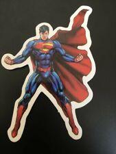 Sexy Superman Hero Cape Marvel Vintage Comic Cartoon Sticker Stickerbomb Tuning