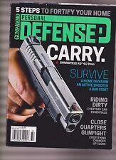GUNS&AMMO PRESENTS PERSONAL DEFENSED MAGAZINE 2016.