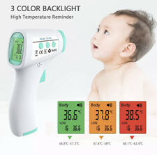 LCD Infrared Thermometer Digital IR Non-contact Forehead Temperature Meter