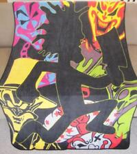 Insane Clown Posse Jokers Plush Gift Blanket Wraith Chaos Psychopathic Records