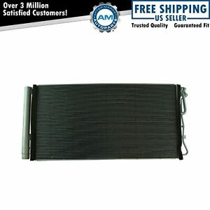 AC Condenser A/C Air Conditioning with Receiver Dryer for Hyundai Genesis 3.8L