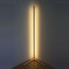 Lampe LED d'angle/coin style moderne avec télécommande