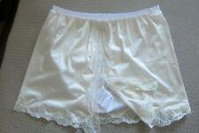 "panty slip size 8  pantie slip 28"" to 41"" Waist 13 1/2"" Long"