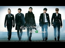 "080 BigBang - G Dragon TOP Taeyang SeungRi Kpop Singer Star 18""x14"" Poster"