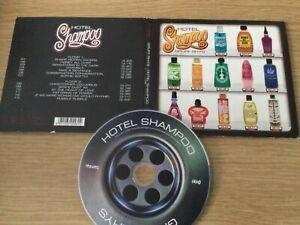 Cd  album -  Gruff Rhys ( Super Furry Animals )– Hotel Shampoo