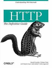 Definitive Guides: HTTP by Sailu Reddy, Marjorie Sayer, Brian Totty, Anshu...
