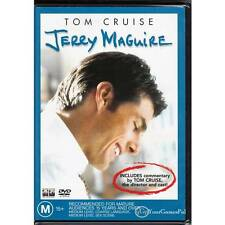 DVD JERRY MAGUIRE Tom Cruise Renee Zellweger '97 ROMANTIC COMEDY SPORTS R4 [BNS]