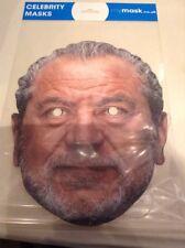 Lord Sugar Celebrity Mask The Apprentice