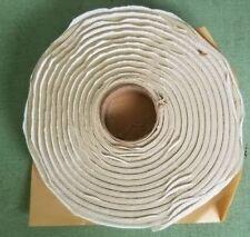 """Putty Tape / Butyl Tape 1/4"""" x 1"""" x 18' Gray (18ft Roll) RV Sealant"""