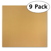 "Pack of 9 Premium 14"" X 14"" Non-stick Dehydrator Sheets-For Excalibur 2500-New"