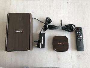 Humax H3 Espresso Smart Media Player Multi Room TV - Dark Wood