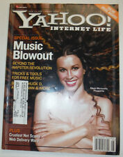 Yahoo! Magazine Music Blowout Alanis Morissette August 2000 032015R