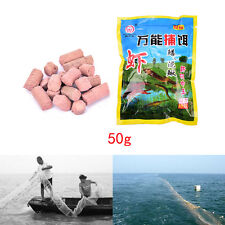 Fishing Tackle 50g Bloodworm poudre Fish Buster CARP appâts 9H