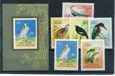 Vietnam 6 stamps / 1 Sheet MNH ** - see scans
