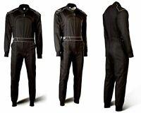 Speed Kartoverall Daytona HS-1 Schwarz - Größe: 110-4XL - Karting Suit Daytona