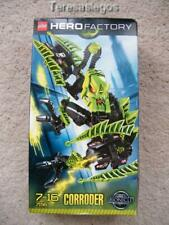 Lego Hero Factory CORRODER Set 7156 Box + INS Complete Figure   Bionicle