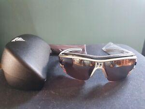 Adidas Evil Eye Halfrim Pro S Silvermet / Black Brille