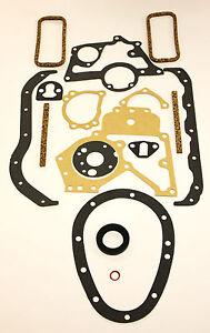 MG MIDGET MKII 1098cc 1965 - 1967  BOTTOM END GASKET SET