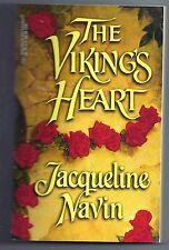 The Viking's Heart Bk. 515 by Jacqueline Navin (2000, Paperback)