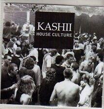(CU292) Kashii, House Culture - DJ CD