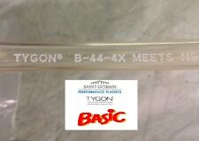 "Tygon S3 B44-4X  3/8"" ODx 1/4"" IDx 1/16"" Wall x 50 Ft Coil- AAGO00017"