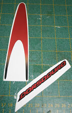Aprilia DORSODURO 750 2008 - adesivi/adhesives/stickers/decal