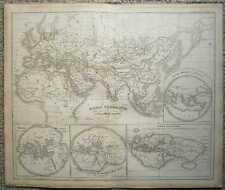 1850 Spruner historical map ORBIS TERRARUM VETERIBUS NOTUS (#1)