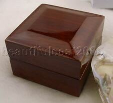 ring or earrings or others jewelry wood box 3''X3''X2.3''
