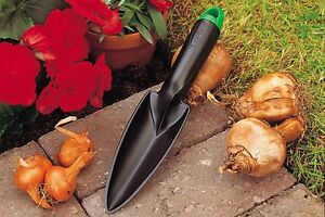Linic Products Garden Potting Trowel Lightweight Sturdy Comfy Grip UK Made X1182