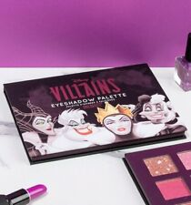Official Disney Villains Eyeshadow Palette from Mad Beauty