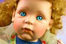 HAUNTED DOLL: SYBELL! WAKING VISIONS! DIVINATION! PSYCHIC POWER! PARANORMAL!