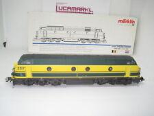 *** Märklin HO 3466 .800 Br 55 (5517) SNCB Belgische Diesellok SoMo Marklin ***