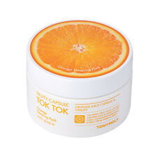 [TONYMOLY] Fruity Capsule Tok Tok Orange Sleeping Pack 80ml / Let's go to taste